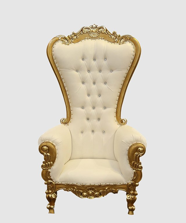 lucia upholstery items with chair french chairs button gold grey ivory